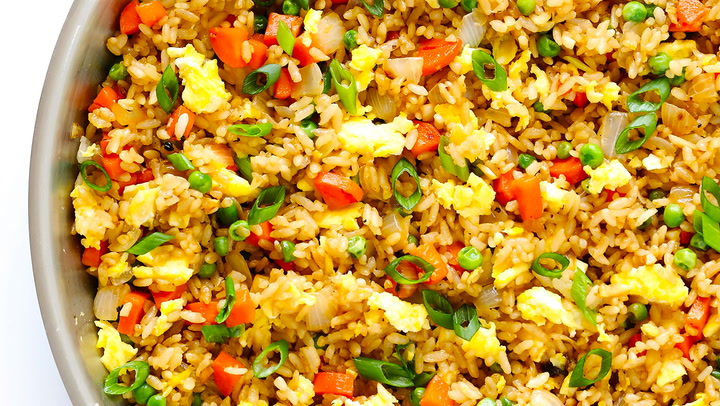 Genji Fried Rice Recipe