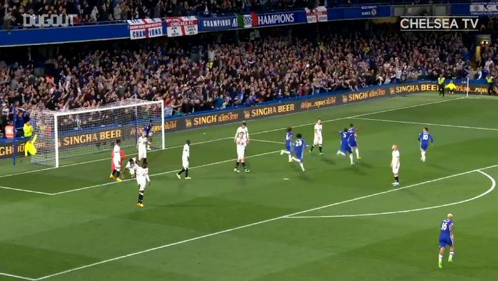 Chelsea beat Watford in seven-goal thriller
