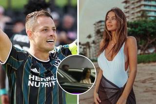 Chicharito Hernández es captado con una nueva chica y su ex Sarah Kohan reaccionó