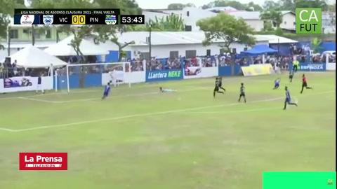 ¡Victoria goleó al Atlético Pinares y asciende a la Liga Nacional!