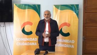 Líder opositor boliviano niega golpe de Estado en su país