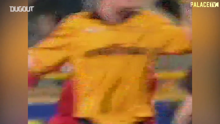 Crystal Palace's classic FA Cup goals