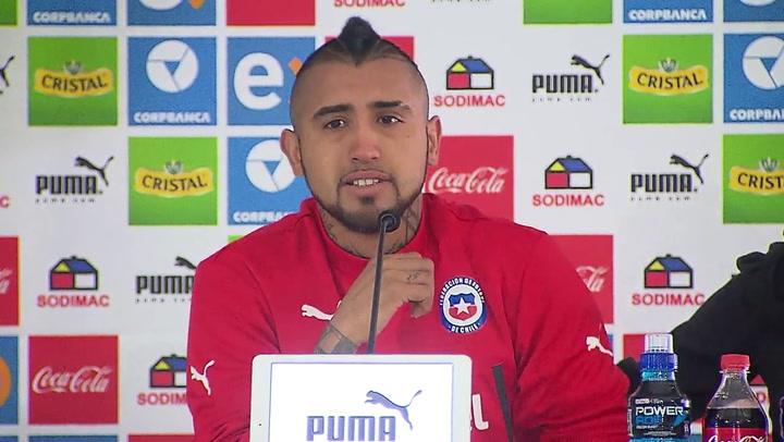 Video: Vidal mag bij selectie blijven
