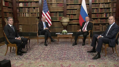 Putin y Biden celebran cumbre
