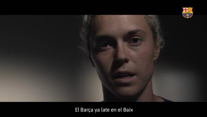 El Barça femenino hace un llamamiento a la afición para su estreno oficial en su nueva casa en Liga ante el Tacón