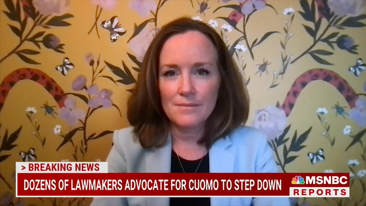 Dem Rep. Rice: State Assembly Should 'Forget About' Nursing Home Scandal 'Right Now' and Focus on Cuomo's Sexual Misconduct