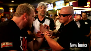 Arm Wrestlers Gather in Mesa for National Qualifying Round