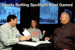 Sports Betting Spotlight Bowl Games