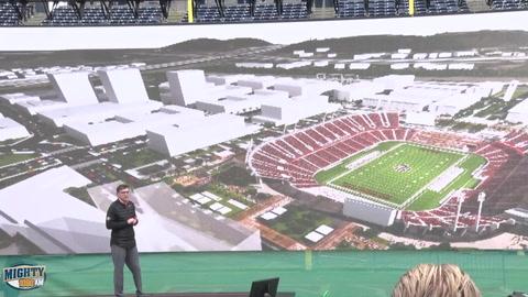 Here's What SDSU's Stadium Proposal Looks Like