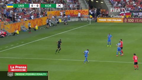 Ucrania campeón del Mundial Sub-20