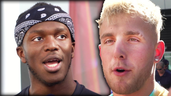 KSI Dissed By Jake Paul's Trainer Over His Boxing Skills