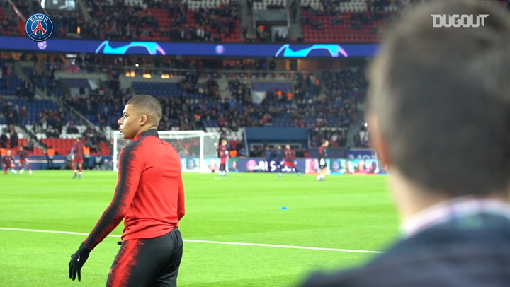 European Nights: A Pitchside View of PSG's Liverpool Win