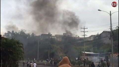 Tegucigalpa: Habilitan paso a la altura de la colonia San Miguel