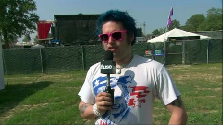 Fat Mike: What Is This Place? - Bonnaroo 2011