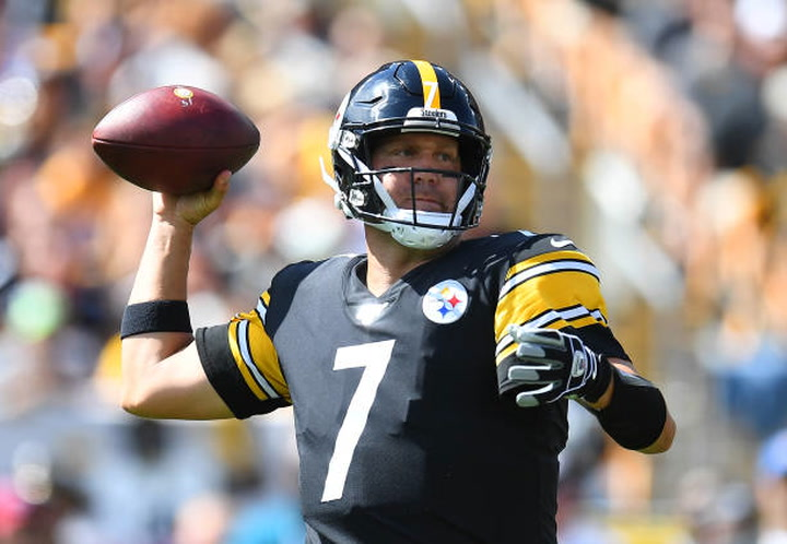 Ben Roethlisberger questionable to return with elbow injury