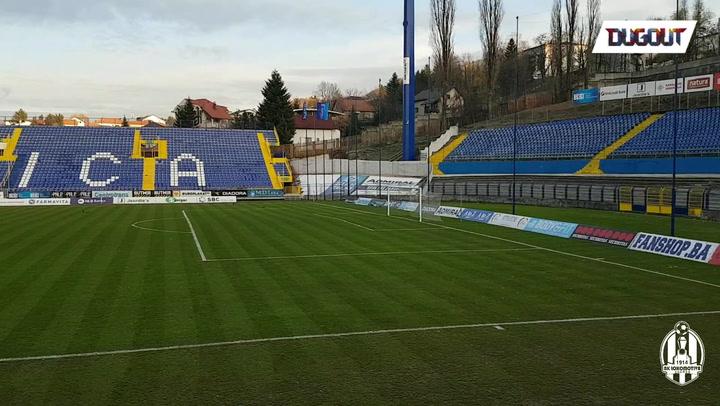 U19 Team Training in Sarajevo