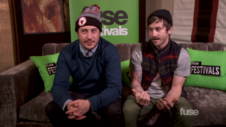 SXSW 2014:  Portugal. The Man Detail Journey From Alaska to the Festival Circuit
