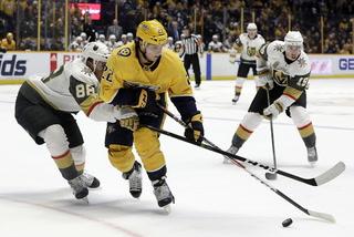 Golden Edge: Predators Shut Out the Golden Knights