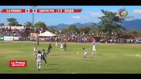 Atlético Pinares 0-1 Santos FC (Liga de Ascenso)