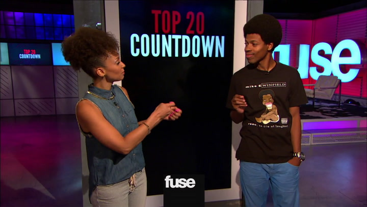 "Shows: Top 20:  Mike E. Winfield ""Advice"""