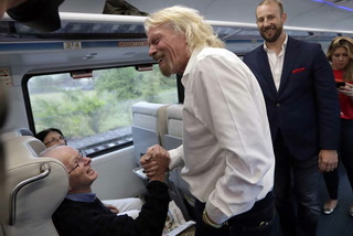 Virgin Train Construction Plans – Video