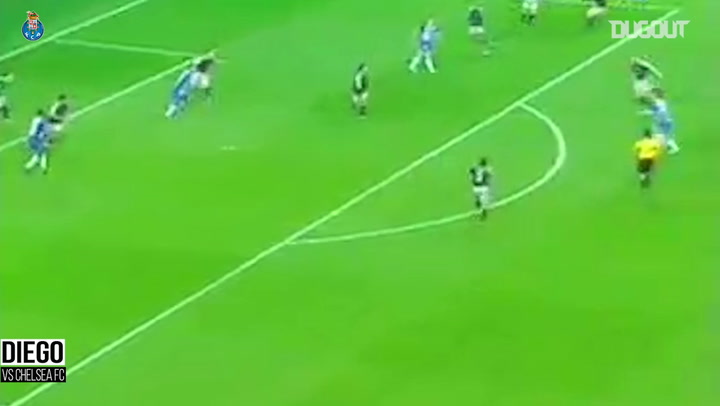 FC Porto's Best Goals Against Premier League Clubs