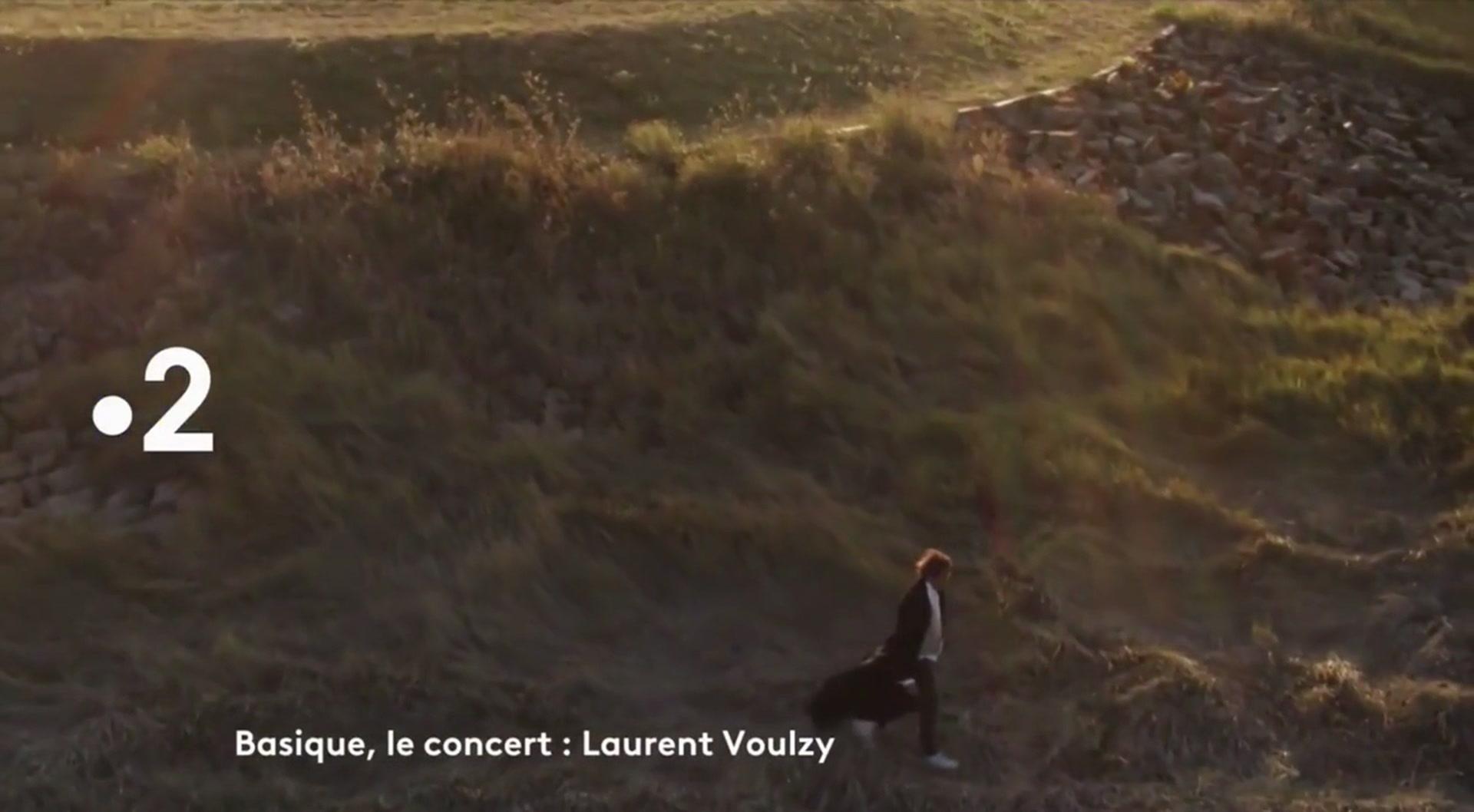 Basique, le concert : Laurent Voulzy