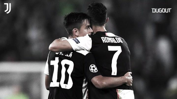 Juventus Olimpik Lyon Maçına Hazır