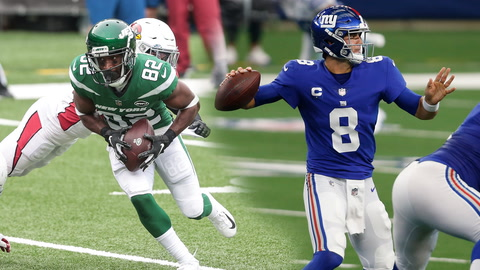What are the Odds: Which New York football teams wins first -- Jets or Giants?