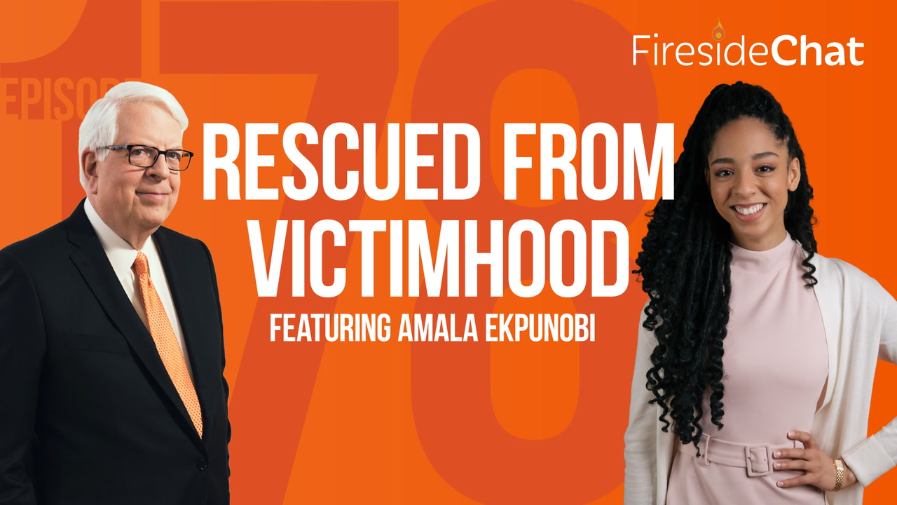 Ep. 178 — Rescued from Victimhood featuring Amala Ekpunobi