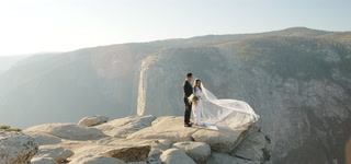 Katherin + Steven | Yosemite Valley, California | Yosemite National Park