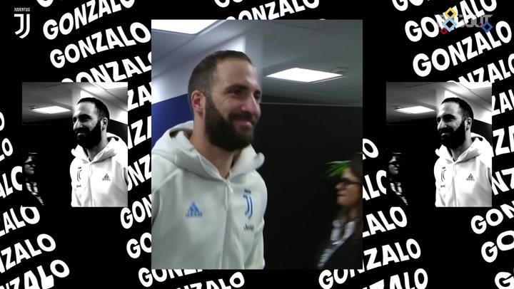 Lo mejor de Gonzalo Higuaín en la temporada 2019/20