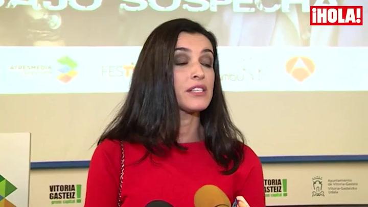 Blanca Romero: \'Me gustaría que mi hija Lucía fuera modelo\'