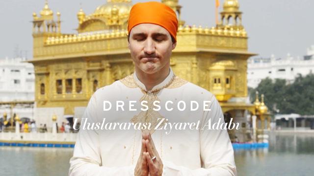 Dress Code - Uluslararası Ziyaret Adabı