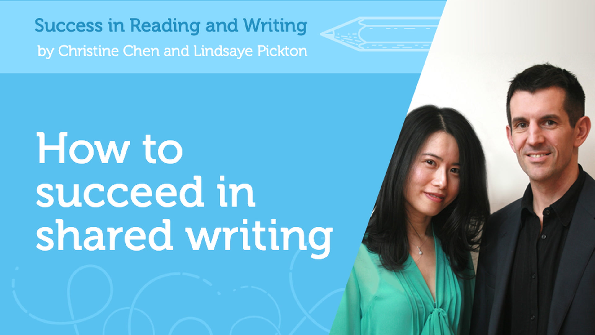 How to succeed in shared writing