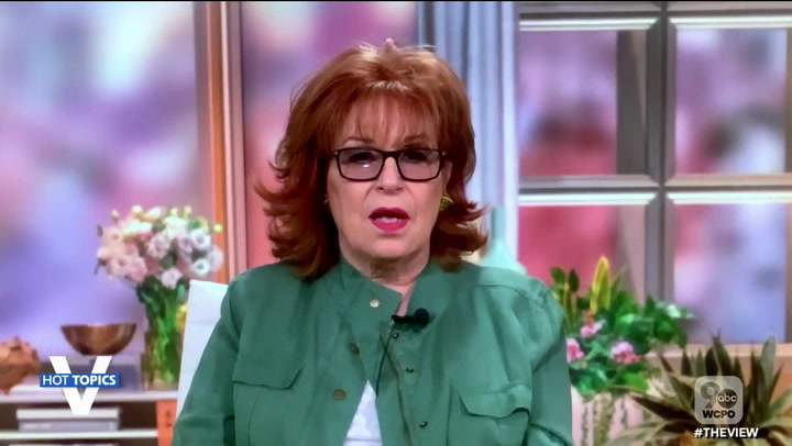 Behar: America Is an 'International Embarrassment' on Guns -- Dems Need to 'Push Through' Reform