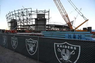 Land sales near the Las Vegas Raiders stadium