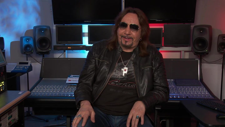 KISS Guitarist Ace Frehley Reveals First Gig & First Band At 14 Years Old