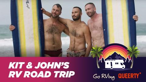Kit & John's RV ROAD TRIP: Malibu