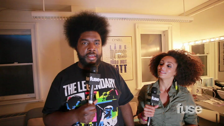 Questlove On His Love of Peanut Butter: The Bridge Part 2