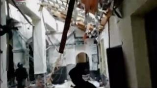 SE TV: Slik er ødeleggelsene