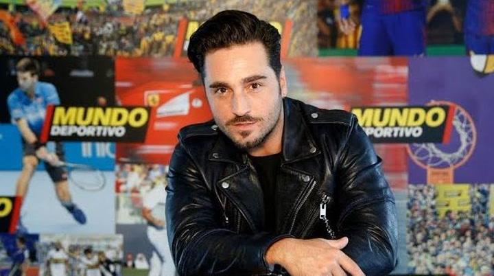 Entrevista a David Bustamante, de visita en Mundo Deportivo