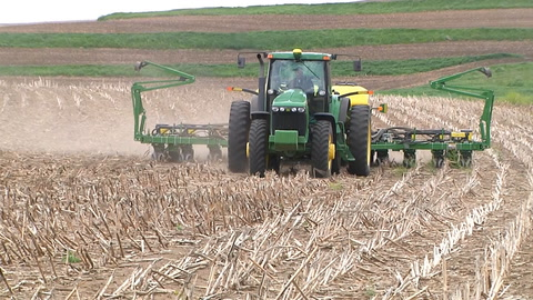 Nebraska farmers are seeing quite a contrast to the struggles in the Northern Corn Belt, with one of the fastest planting paces on record and a big surprise after 2019.