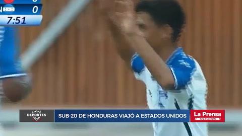 Sub-20 de Honduras hace convocatoria para Premundial
