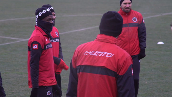 Stéphane Sessègnon Completed His First Training