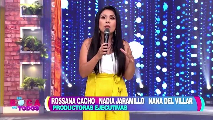 Tula Rodriguez envía mensaje a los peruanos tras cuarentena por segunda ola de COVID-19