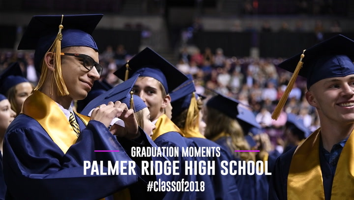 Graduation Moments: Palmer Ridge High School