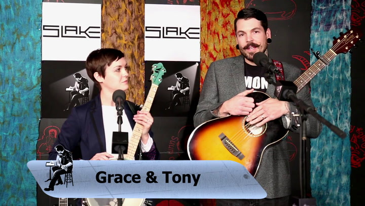 Grace and Tony perform November on The Jimmy Lloyd Songwriter Showcase