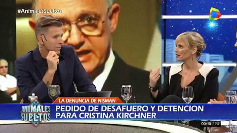 El abogado de las hijas de Nisman disparó contra Cristina
