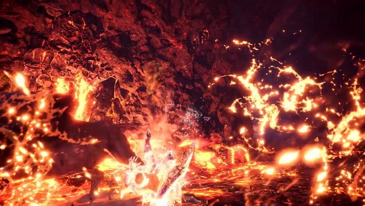 Monster Hunter World  Iceborne - diario de desarrollo 3